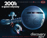 "1/144 2001 Space Odyssey: Discovery XD1 Nuclear Powered Deep Space Research Spacecraft (41"" Long) - Shore Line Hobby"