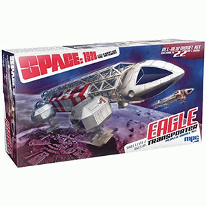 MPC Space 1999 Eagle Transporter Plastic Model Kit 1/48 - shore-line-hobby