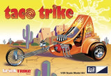 MPC Taco Trike Trick Trikes Series 1:25 Plastic Model Kit 893