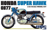 Honda Super Hawk Motorcycle 1/16 MPC Models 898 - Shore Line Hobby