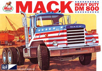 Mack DM800 Semi Tractor 1/25 MPC 899 Plastic Model Kit - shore-line-hobby