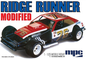 Ridge Runner Modified Race Car 1/25 MPC Models 906