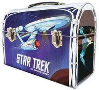 Polar Lights 1/1000 TOS Star Trek USS Enterprise in Lunchbox Tin Model Kit - Shore Line Hobby