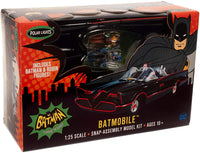 Polar Lights 1966 Batmobile 1:25 Scale Snap Model Kit