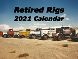 2021 Calendars from Classic Truck Modeler - Shore Line Hobby