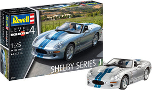 Revell 7039 Shelby Series I 1/25 Plastic Model Kit