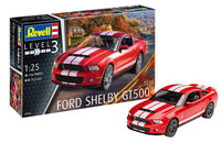 Revell 2010 Ford Shelby GT500 07044 1/25 Plastic Model Kit