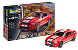 Revell 2010 Ford Shelby GT500 07044 1/25 Plastic Model Kit - shore-line-hobby