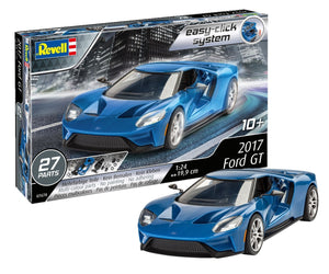Revell 2017 Ford GT 1/24 7678 Plastic Model Kit