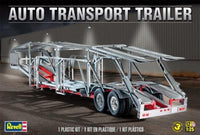 REVELL USA 1/25 AUTO TRANSPORT TRAILER - RM1509 - Shore Line Hobby