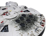 Revell Star Wars Millennium Falcon Snap 1822 Plastic Model Kit - shore-line-hobby
