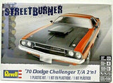 Revell 1/24 1970 Dodge Challenger 2 'N 1 85-2596 Plastic Model Kit