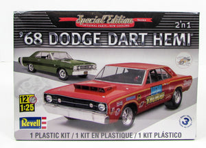 Revell '68 Dodge HEMI Dart 2n1 Model Kit  1:25 85-4217