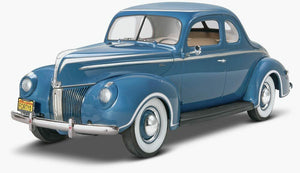 Revell 1940 Ford Standard Coupe 1/25 Model Car Kit New 4371 - shore-line-hobby