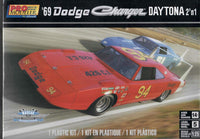 1969 Dodge Charger Daytona (2 in 1) 1/25 Revell 4413 Plastic Model Kit - shore-line-hobby