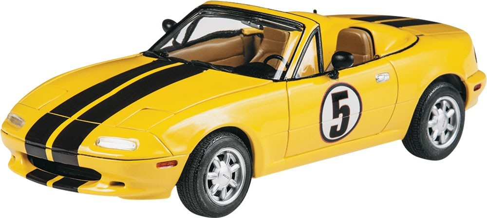 1992 Mazda Miata MX-5 Revell 85-4432 1/25 Plastic Model Kit