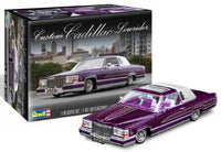 Revell 1984 Cadillac Custom Lowrider 85-4438 1/25 Car Plastic Model Kit - Shore Line Hobby