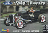 Revell 1929 Ford Model A Roadster 1:25 85-4463 Plastic Model Kit - Shore Line Hobby