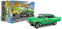 Revell 4478 1957 Ford Sedan Gasser 2N1 Model Car Kit 1:25 Plastic Model Kit - Shore Line Hobby