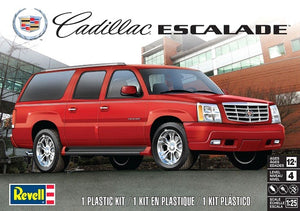 Revell 2003 Cadillac Escalade SUV 4482 1/25 Plastic Model Kit