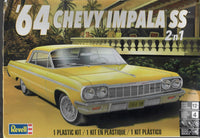 1964 Chevy Impala SS (2 in 1) 1/25 Revell 4487 Plastic Model Kit