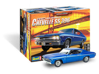 Revell 1969 Chevy Chevelle SS 396 1/25 4492 Plastic Model Kit - Shore Line Hobby