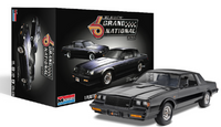 Revell 1987 Buick Grand National 2-in-1 1/25 85-4495