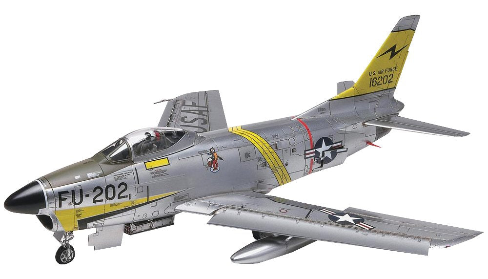 Revell F-86D Sabre Dog 1:48 Scale Military Airplane Model Kit - Shore Line Hobby