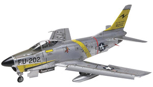 Revell F-86D Sabre Dog 1:48 Scale Military Airplane Model Kit - shore-line-hobby