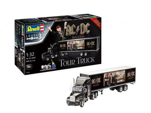 "Revell Germany Truck & Trailer ""AC/DC"" Limited Edition 1/32 7453"