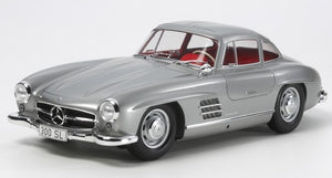 Mercedes-Benz 300SL Sports Car Gull Wing 1/24 Tamiya 24338