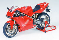 Tamiya Ducati 916 Plastic Model Motorcycle Kit 1/12 14068