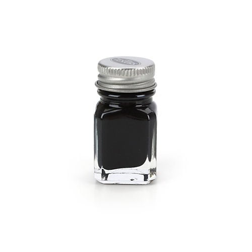 Testors 1147 1/4oz Bottle Finishing Enamel Gloss Black Paint - shore-line-hobby