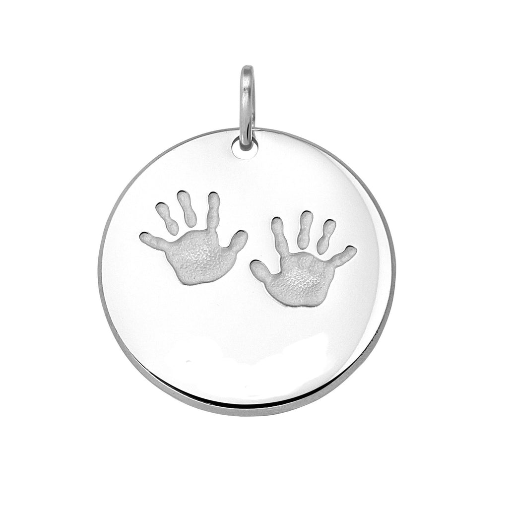 New Mom - Ronde hanger met 2 handjes