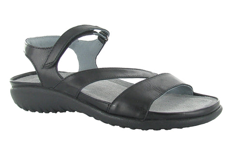 Naot Etera Sandal 11111-030 Black Leather