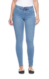 FDJ Christina Slim Coolmax Jean 5312630 - Chambray
