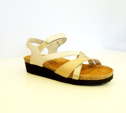 Naot Sophia 4441-W21 Silver/Champagne - 20% OFF - LAST PAIR SIZES 40 (9-9.5)