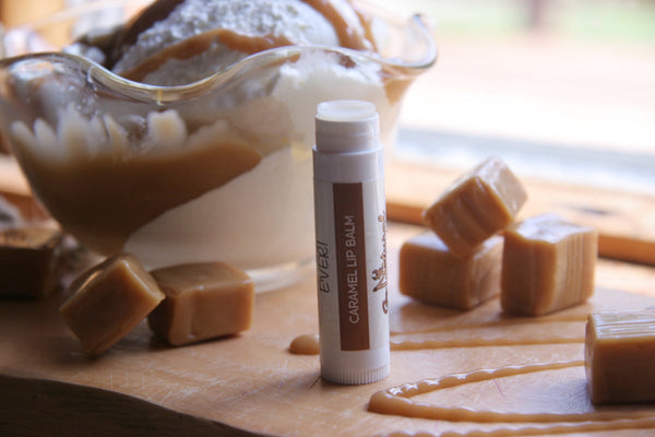 Lip Balm - Caramel - Go Natural Goat Milk Beauty Products