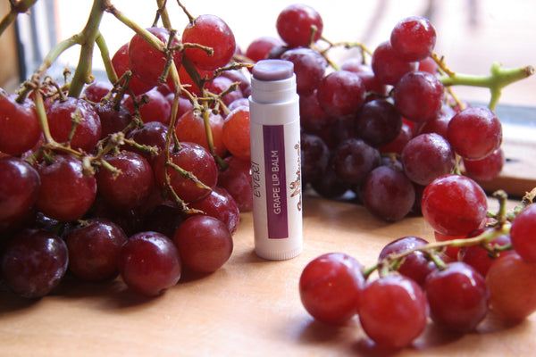 Lip Balm -Grape - Go Natural Goat Milk Beauty Products