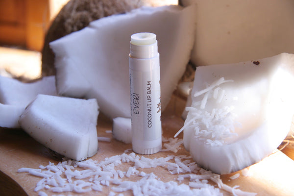 Lip Balm -Coconut - Go Natural Goat Milk Beauty Products