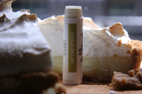 Lip Balm -Key Lime - Go Natural Goat Milk Beauty Products