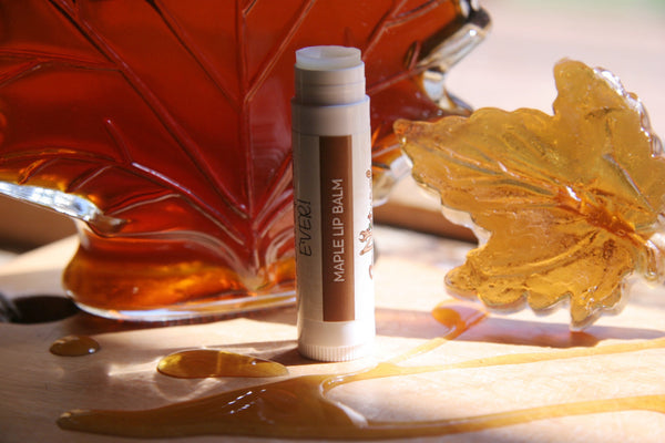 Lip Balm -Maple - Go Natural Goat Milk Beauty Products