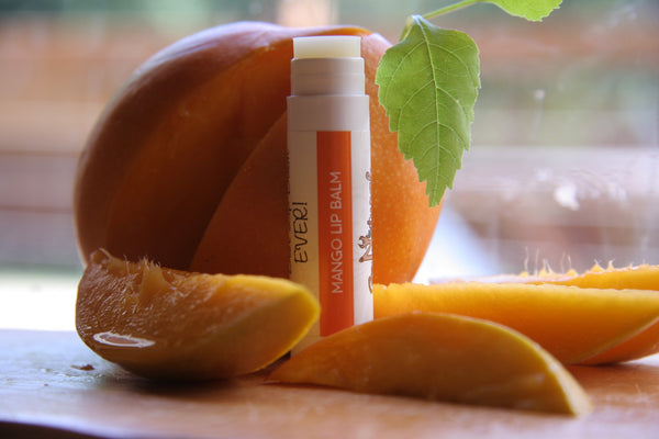 Lip Balm -Mango - Go Natural Goat Milk Beauty Products
