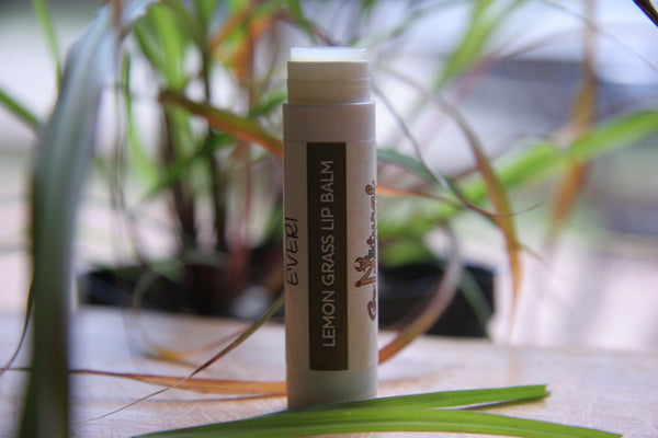 Lip Balm -Lemongrass - Go Natural Goat Milk Beauty Products
