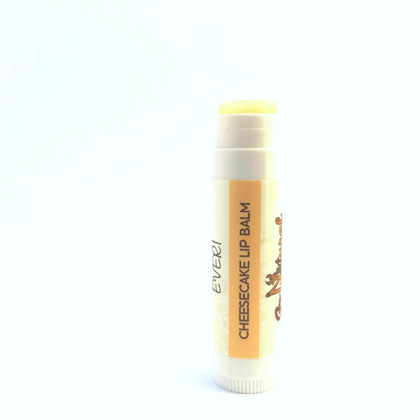 Lip Balm -Cheesecake - Go Natural Goat Milk Beauty Products