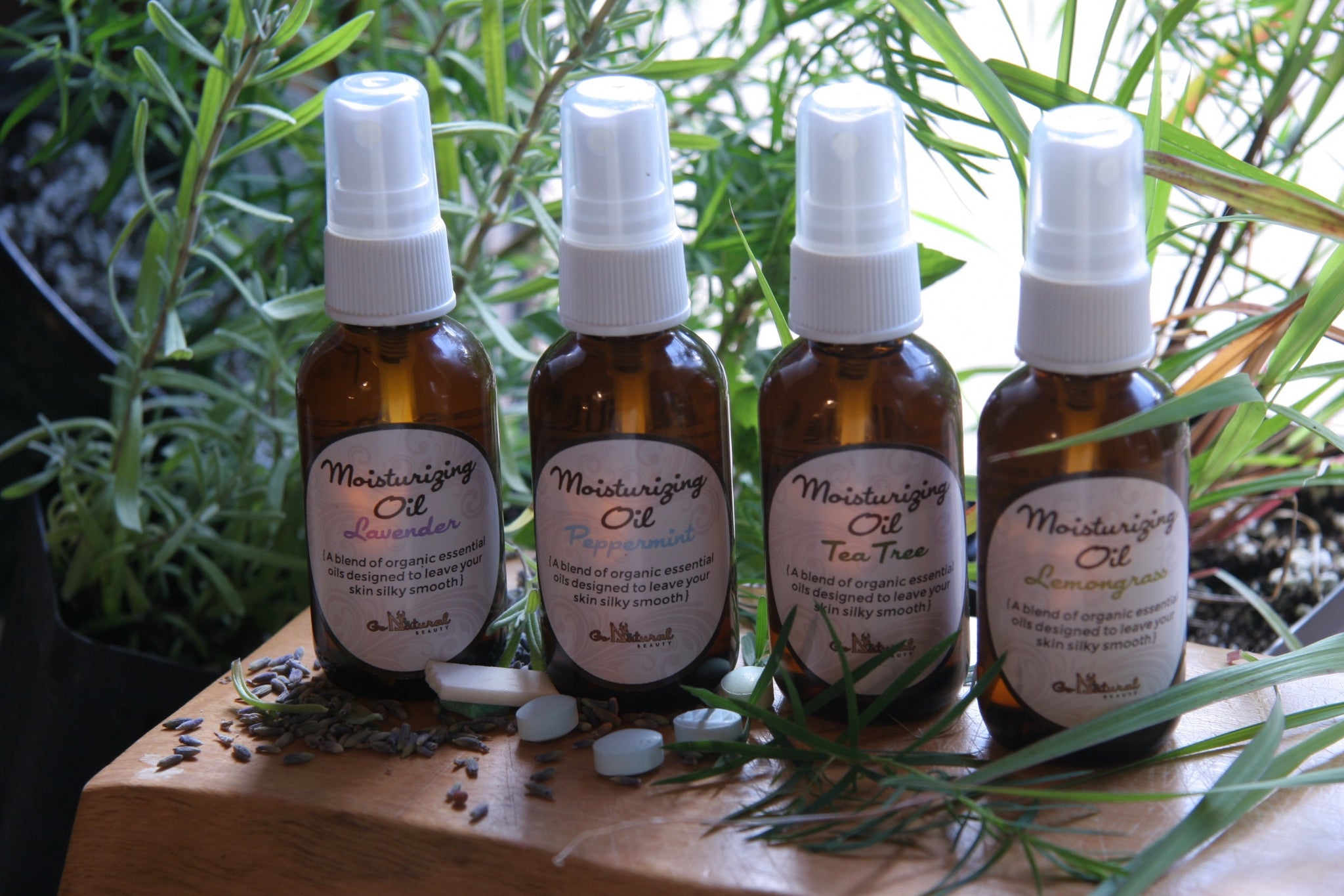 Moisturizing Oil