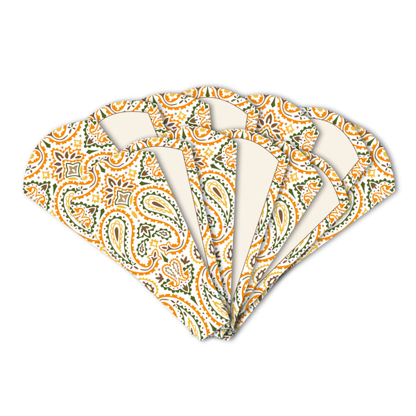 Turkey on the Table® replacement Thankful Feathers®- Paisley