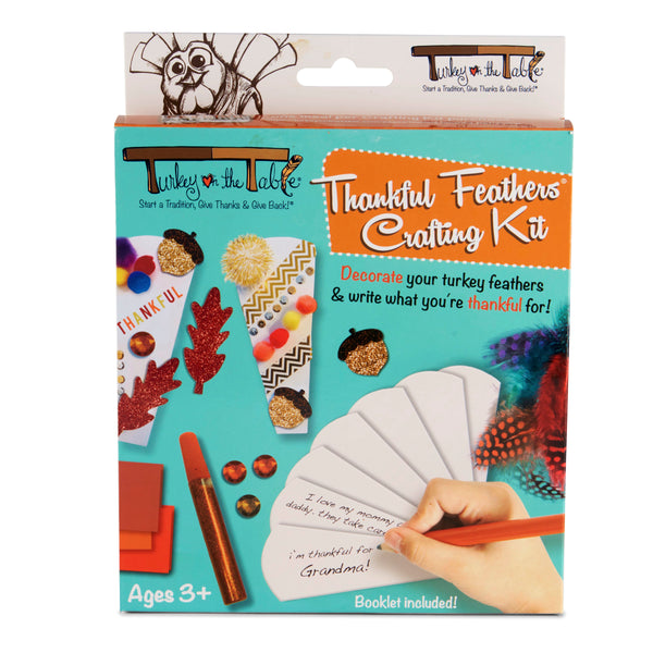 Thankful Feathers® Crafting Kit