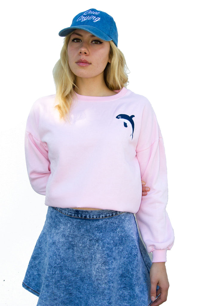PREORDER Dolphin Sweater - So International   - 1