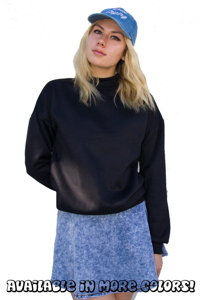 Turtleneck Sweater - So International   - 1